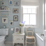 15 Cozy Design Ideas For Small and Functional Bathrooms 10