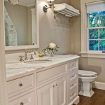 15 Cozy Design Ideas For Small and Functional Bathrooms 2