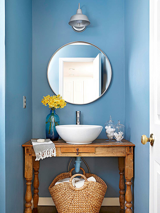 15 Cozy Design Ideas For Small and Functional Bathrooms 4