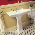 15 DIY Bold But Easy Bathroom Projects 1