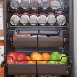 15 Formidably Functional DIY Tips For Your Kitchen's Pantry 16