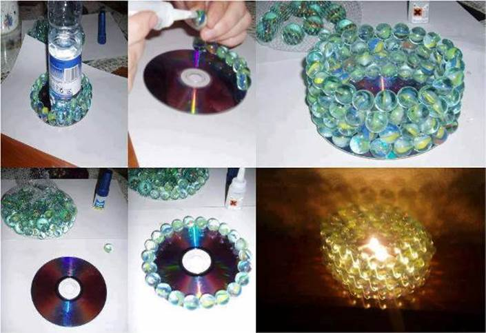 15 Great Easy Ideas About How You Can Reuse Old Cds! 7