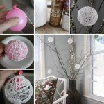 15 Sparkling Do it Yourself Design Ideas To Lighten Up Your Daily Life 1