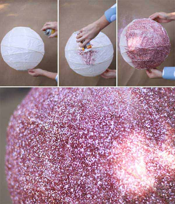 15 Sparkling Do it Yourself Design Ideas To Lighten Up Your Daily Life 11