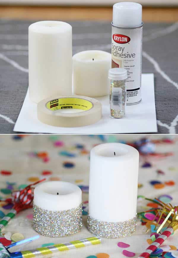 15 Sparkling Do it Yourself Design Ideas To Lighten Up Your Daily Life 2