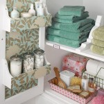 15 Ways to Organize Your Bathroom! 03
