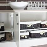 15 Ways to Organize Your Bathroom! 05
