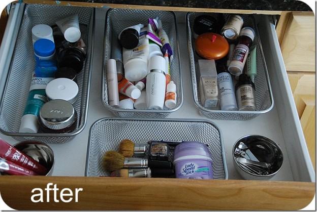 15 Ways to Organize Your Bathroom! 06