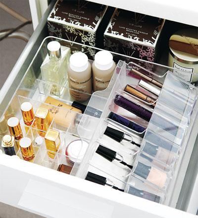 15 Ways to Organize Your Bathroom! 11