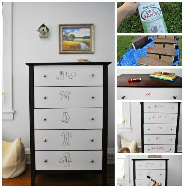 16 Awesome Methods to Refresh Your Aging Furniture 1