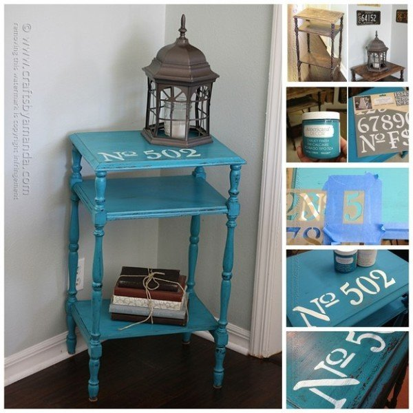16 Awesome Methods to Refresh Your Aging Furniture 10