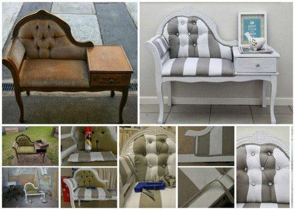 16 Awesome Methods to Refresh Your Aging Furniture 5
