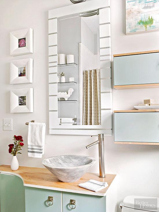 16 Easy DIY Bathroom Projects 10