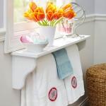 16 Easy DIY Bathroom Projects 12