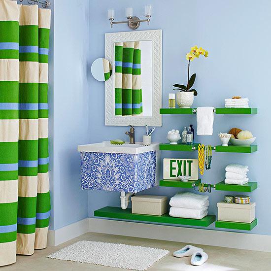 16 Easy DIY Bathroom Projects 16