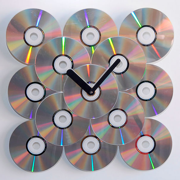 17 WONDERFUL DIY IDEAS TO DO WITH OLD CDS 13