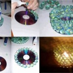 17 WONDERFUL DIY IDEAS TO DO WITH OLD CDS 8