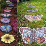 Fifteen İncredible DIY Garden Redecorating Ideas by using Rocks 1