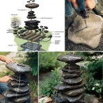 Fifteen İncredible DIY Garden Redecorating Ideas by using Rocks 15