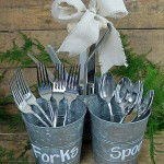 Top 18 Ingenious and also Lovely DIY Flatware Storage Solutions 1