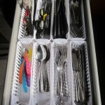 Top 18 Ingenious and also Lovely DIY Flatware Storage Solutions 12