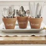 Top 18 Ingenious and also Lovely DIY Flatware Storage Solutions 13