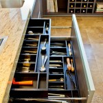 Top 18 Ingenious and also Lovely DIY Flatware Storage Solutions 15