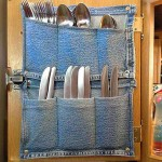 Top 18 Ingenious and also Lovely DIY Flatware Storage Solutions 17