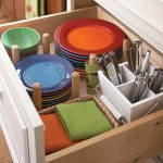 Top 18 Ingenious and also Lovely DIY Flatware Storage Solutions 18