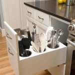 Top 18 Ingenious and also Lovely DIY Flatware Storage Solutions 2