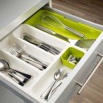 Top 18 Ingenious and also Lovely DIY Flatware Storage Solutions 3