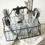 Top 18 Ingenious and also Lovely DIY Flatware Storage Solutions 4