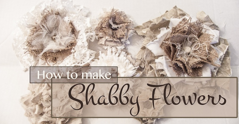15 DIY Shabby Cheeky French Decor Ideas 5