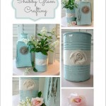 15 DIY Shabby Cheeky French Decor Ideas 6