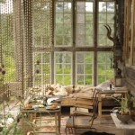 16 Wonderful Bohemian Sunroom Decor Ideas 11