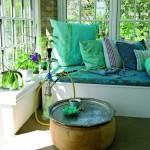 16 Wonderful Bohemian Sunroom Decor Ideas 14