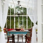 16 Wonderful Bohemian Sunroom Decor Ideas 15