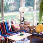 16 Wonderful Bohemian Sunroom Decor Ideas 2