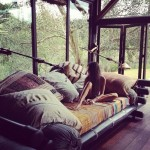 16 Wonderful Bohemian Sunroom Decor Ideas 3