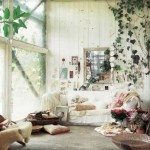16 Wonderful Bohemian Sunroom Decor Ideas 7