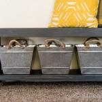 12 Creative Storage Ideas For Your Home Benches03