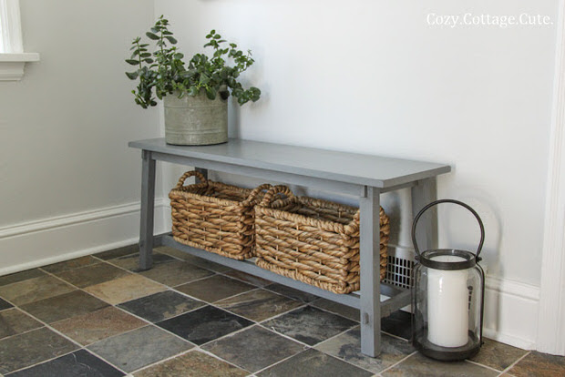 12 Creative Storage Ideas For Your Home Benches10