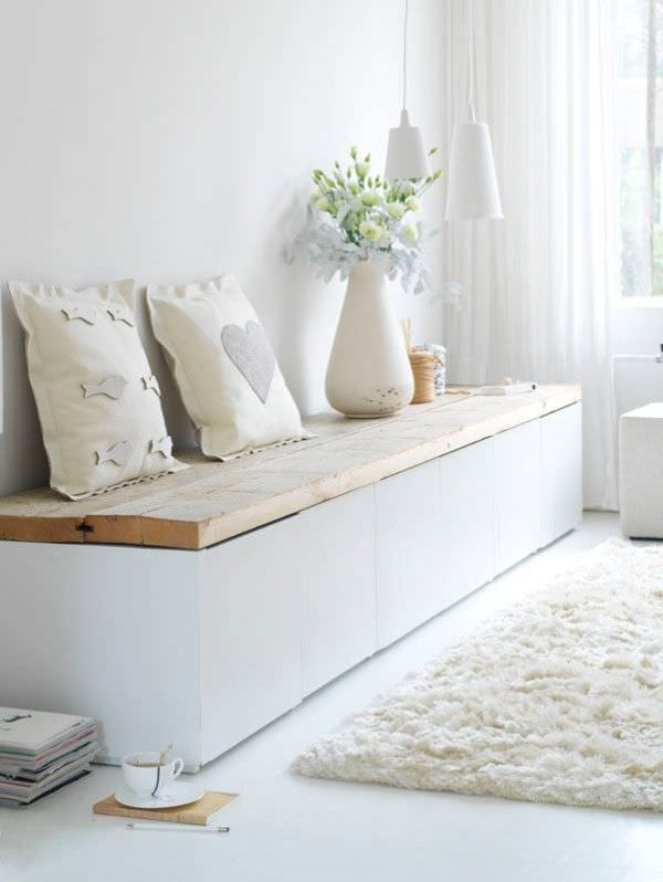 12 Creative Storage Ideas For Your Home Benches11