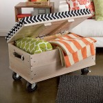12 DIY Space Saving Ideas On Wheels 2
