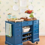 12 DIY Space Saving Ideas On Wheels 7