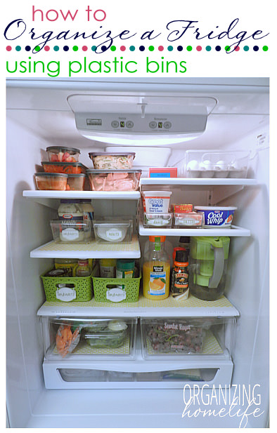 7Brilliant Tips For A Neatly Organized Fridge 04