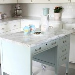 8 Great DIY Ideas For The Perfect Kitchen Island! 01