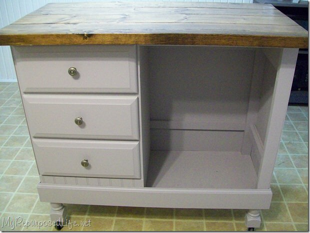 8 Great DIY Ideas For The Perfect Kitchen Island! 02