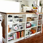 8 Great DIY Ideas For The Perfect Kitchen Island! 05