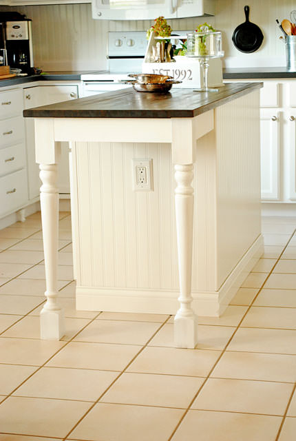 8 Great DIY Ideas For The Perfect Kitchen Island! 07